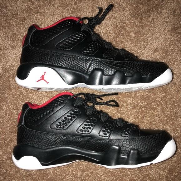 new products 07b52 57797 Women's Jordan 9 Low Top